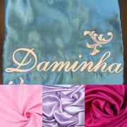 Robe para Daminhas Personalizado - Escolha a cor