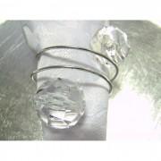 Porta-Guardanapo para casamento - Toque Final Cristal