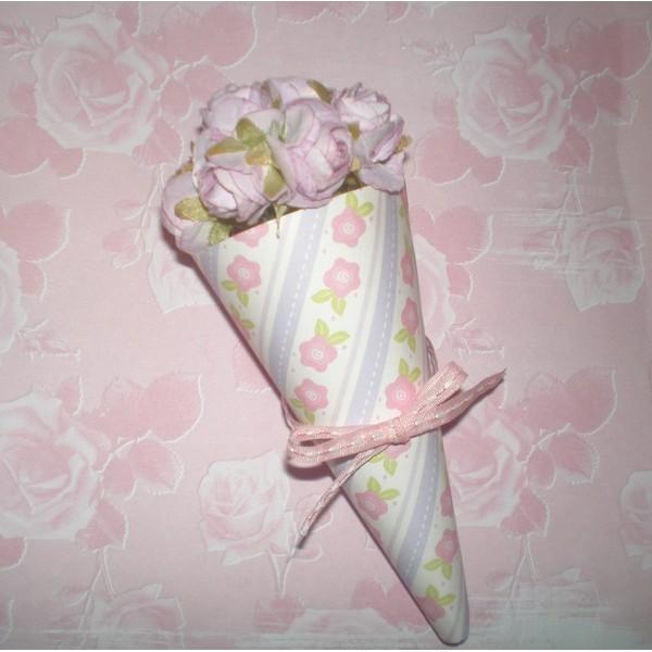 Sachê Rosas - Lembrança de Casamento