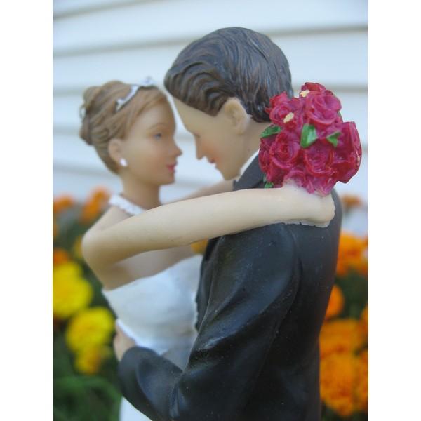 Topo para Bolo - Romantic