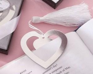 Marca-Páginas Coração Apaixonado - Lembrança para Padrinhos ou Convidados