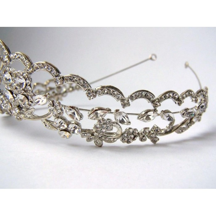 Coroa para noiva - casamento - Rainha