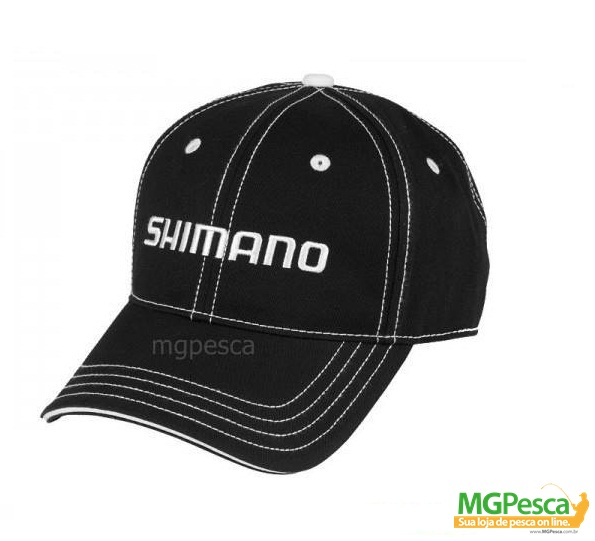 Bon� Shimano AHAT100CBK - Preto  - MGPesca