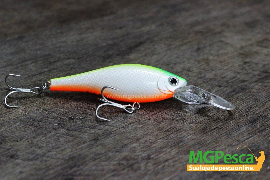 Isca Artificial Sumax Fusion Shad 75  - MGPesca