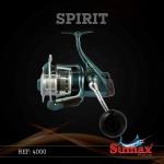 Molinete Sumax Spirit 4000  - MGPesca
