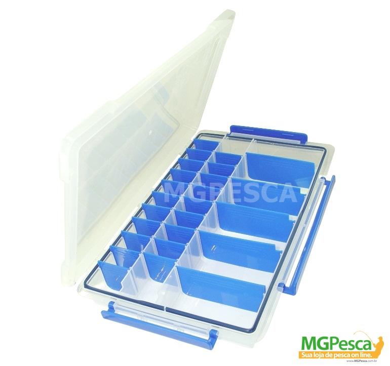 Estojo Marine Sports Tackle Box MS-405  - MGPesca