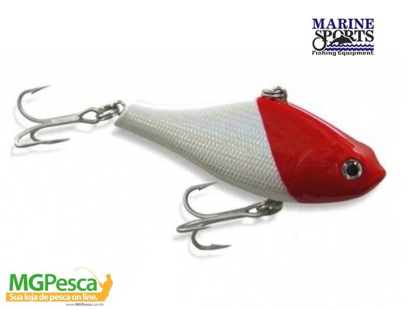 Isca Artificial Marine Sports Iron Head 70  - MGPesca