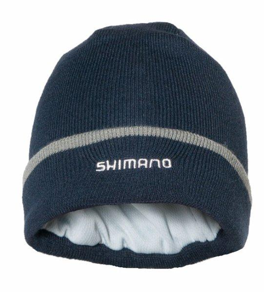 Touca / Gorro Shimano AHAT150BNV - Azul  - MGPesca