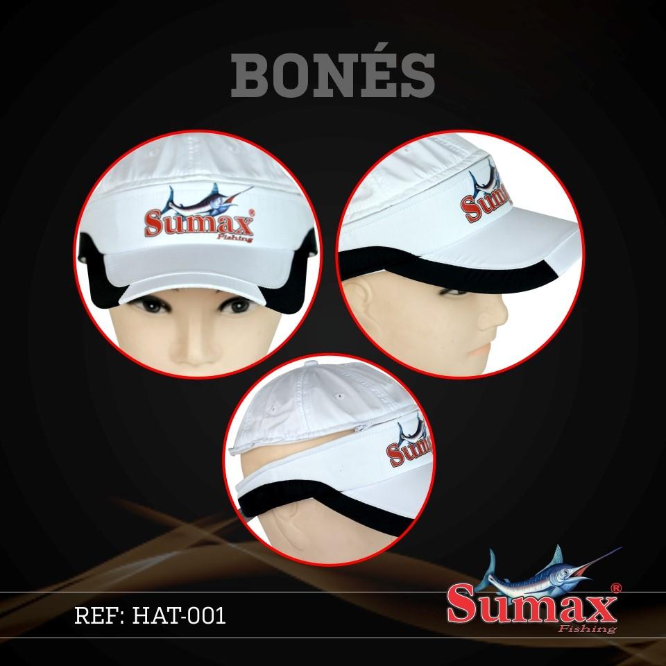 Boné / Viseira Sumax - HAT-001  - MGPesca