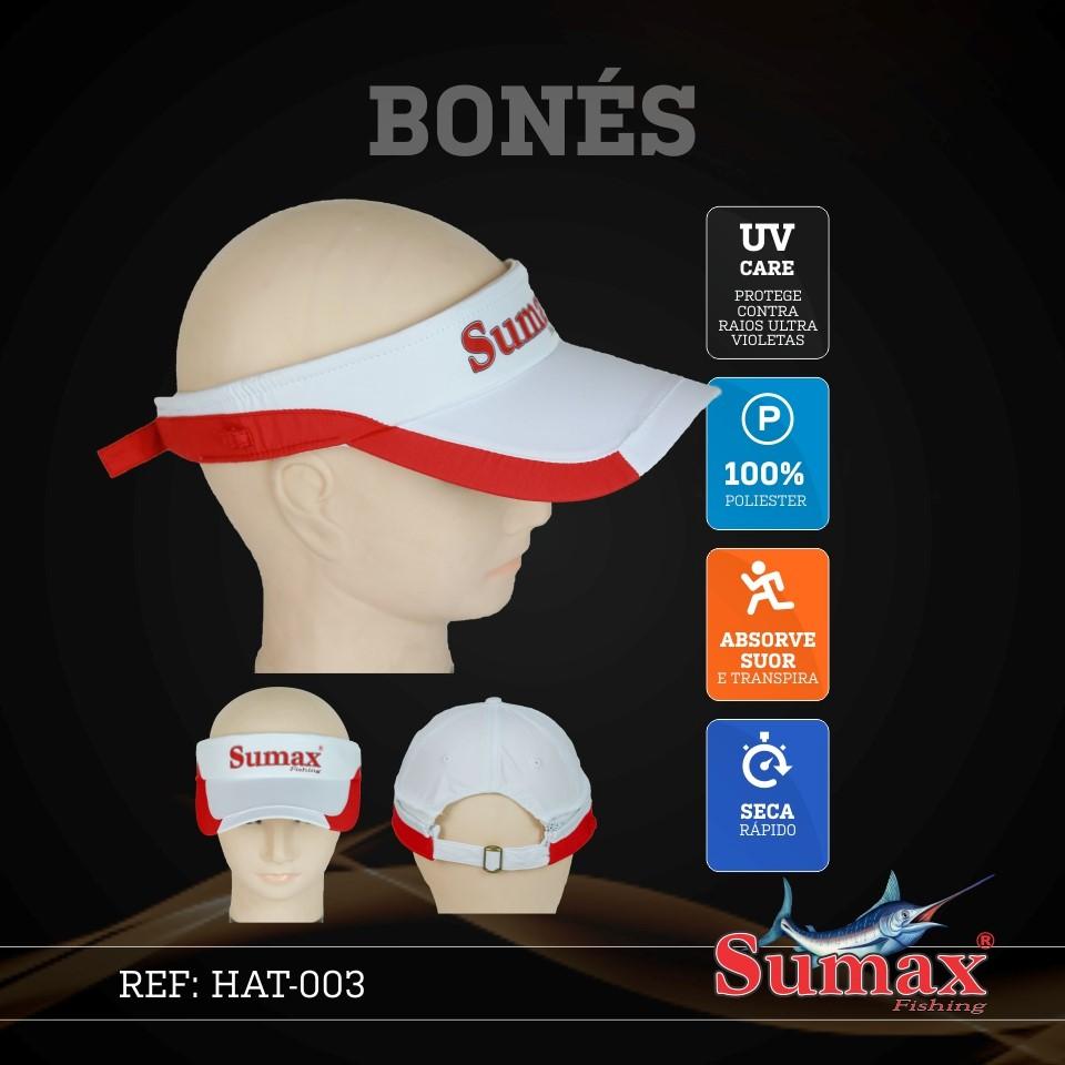 Boné / Viseira Sumax - HAT-003  - MGPesca