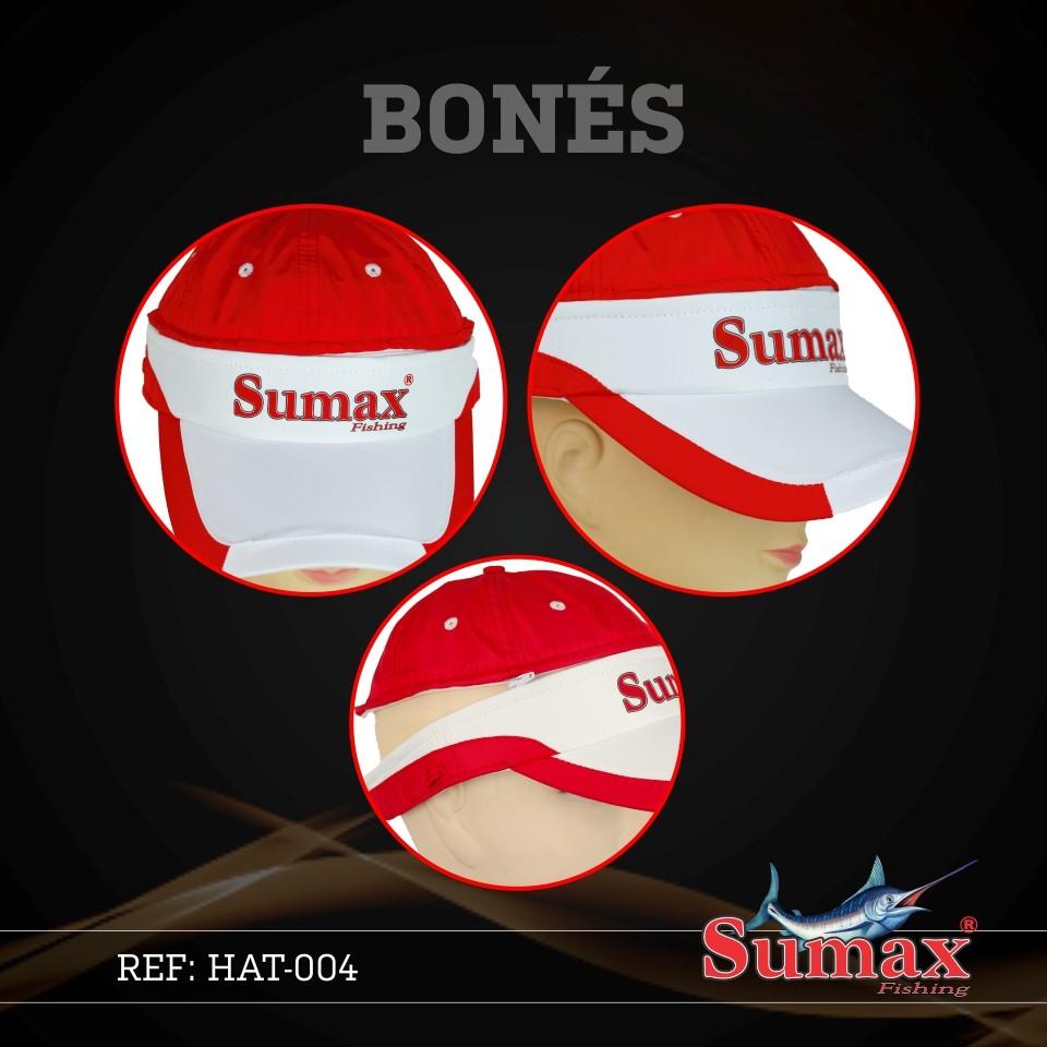 Boné / Viseira Sumax - HAT-004  - MGPesca