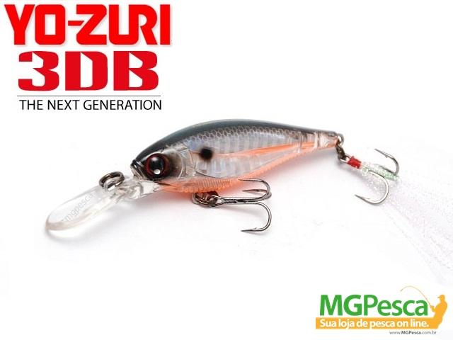 Isca Artificial Yo-Zuri 3DB Shad 70SP - R1104  - MGPesca