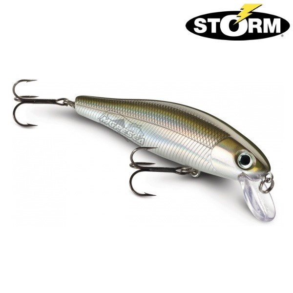 Isca Artificial Storm Twitch Stick 80 - TWS-08 - MGPesca