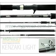 Vara Sumax Kenzaki Light - para carretilha - 30Lb - (LKL2702) - 2,70m (02 partes)