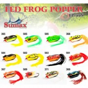 Isca Sumax Fed Frog Popper FP-55S