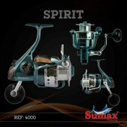 Molinete Sumax Spirit 4000
