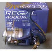 Molinete Daiwa Regal 4000 XiA
