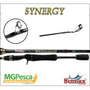 "Vara para carretilha Sumax Synergy 5'3"" (1,60m) 16 Lbs - SSG-531MC"