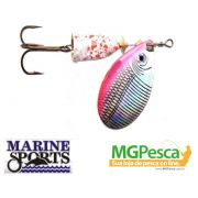 Isca artificial Marine Sports Laser Spinner 7g