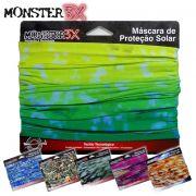 Máscara de Proteção Solar com Filtro UV Monster 3X