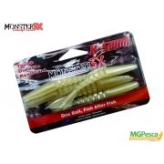 Isca Artificial Monster 3X X-Swim 9cm