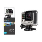 Camera GoPro Hero 4 Black Adventure - 12MP - Wi-Fi - Bluetooth - Gravação 4K