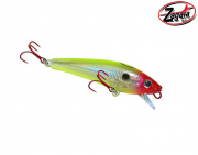 Isca Artificial Zagaia Lures Trairinha Gold 65 - Meia �gua