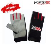 Luva Monster 3X X-Gloves - Lycra e Nylon