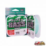 Linha Monofilamento Marine Sports Super Bass Soft - Verde