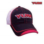 Boné YUM HAT - Preto e Branco