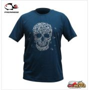 Camiseta Casual Faca na rede T-Shirt Skull