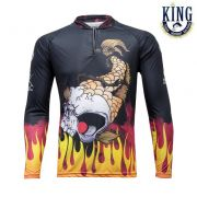 Camiseta King Sublimada (KFF48)