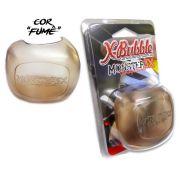 Capa Protetora Para Carretilha Monster 3X X-Bubble - Edição Limitada na cor Fumê