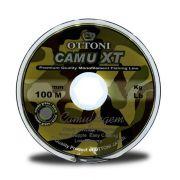 Linha Ottoni Camu XT 100m - 0,25mm - 19,8lb