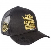 Boné King Pro Team - Gold