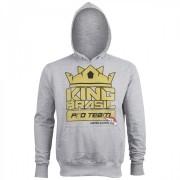 Moletom King Pro Team - Cinza