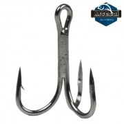 Garateia Arsenal da Pesca 4X Black Nickel - 100 unidades