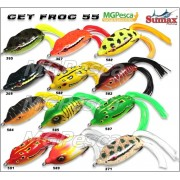 Isca Artificial Sumax Get Frog 55 - SGF-55