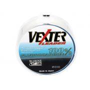 Linha Vexter Leader Fluorcarbon 50m - 0,42mm - 21lb