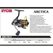 Molinete Ryobi Arctica 3000