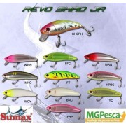 Isca Artificial Sumax Revo Shad Jr 80