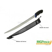 Faca Fileteira Marine Sports Fillet Knife MS10-00008
