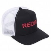 Boné Redai - Preto Tela Branca e5e8bb416fd