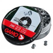 Chumbinho Gamo Match Diabolo 4,5mm - Latinha c/ 250 unidades