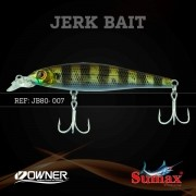 Isca Artificial Sumax Jerk Bait 100