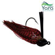 Isca Artificial Yara Rubber Jig 14g 4/0 - Lançamento