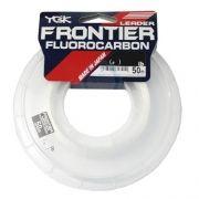 Linha Leader YGK Frontier Fluorocarbon - 50m