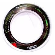 Linha Monofilamento Maruri by Nakamura Carbon Shock Leader - Lançamento