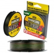 Linha Multifilamento Duel Hardcore Camo Super 8 Micro Pitch Braid 150yds - 135m