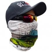 Máscara de Proteção Solar com Filtro UV Monster 3X - Série DATENA - Lançamento